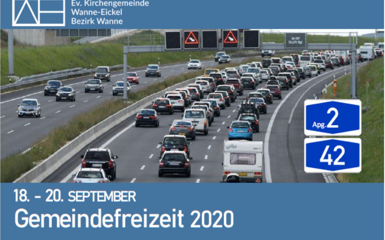Gemeindefreizeit 2020