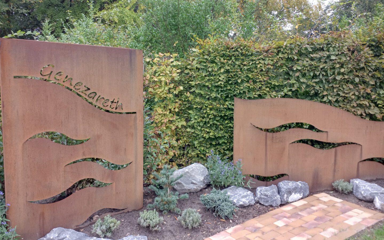 """Neuer """"Memoriam-Garten"""" in Wanne-Süd"""