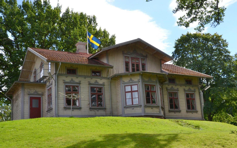 Jugendfreizeit 2021 in Sjöhaga Ungdomsgård, Schweden