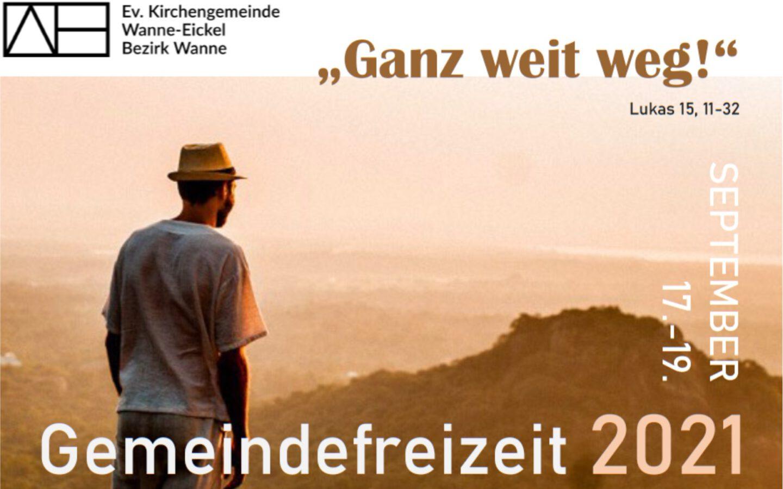 Gemeindefreizeit 2021