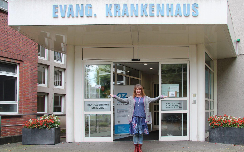 EvK in Eickel sucht Ehrenamtliche