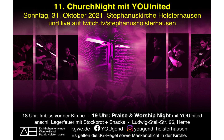 11. ChurchNight mit YOU!nited