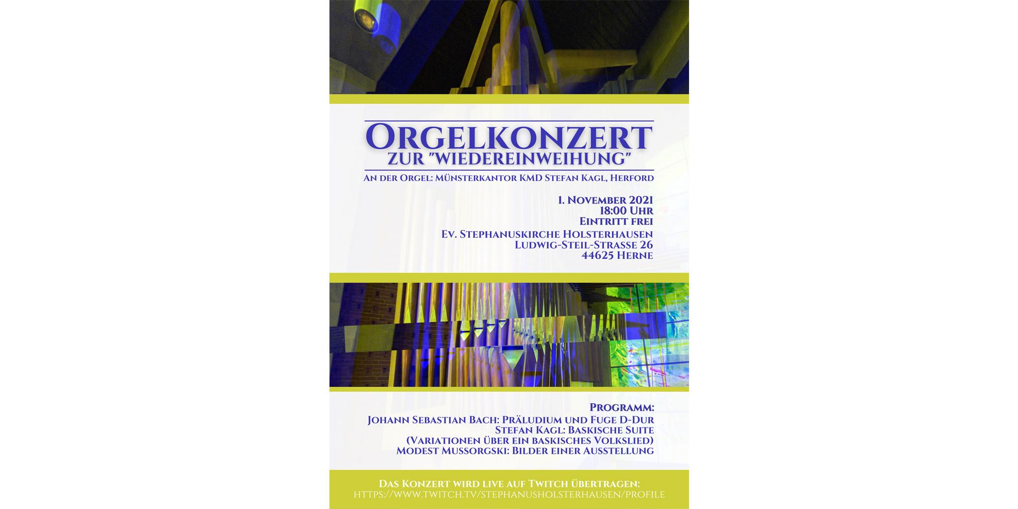 ORGELKONZERT 1. NOVEMBER 2021_Homepage